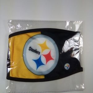 Pittsburgh Steelers Facemask